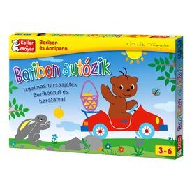 Boribon autózik társasjáték  Itt egy ajánlat található, a bővebben gombra kattintva, további információkat talál a termékről.