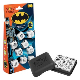 Sztorikocka Batman - Story Cubes Batman CRE Itt egy ajánlat található, a bővebben gombra kattintva, további információkat talál a termékről.