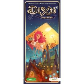 Dixit 6 - Emlékek társasjáték kiegészítő Itt egy ajánlat található, a bővebben gombra kattintva, további információkat talál a termékről.