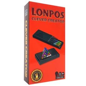 Lonpos 303 Clever Creator társasjáték LON Itt egy ajánlat található, a bővebben gombra kattintva, további információkat talál a termékről.