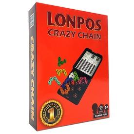 Lonpos 99 Crazy Chain logikai játék