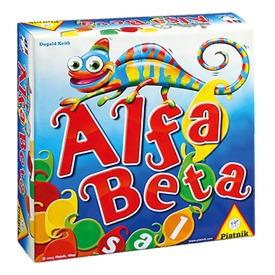 Alfa Beta társasáték Itt egy ajánlat található, a bővebben gombra kattintva, további információkat talál a termékről.