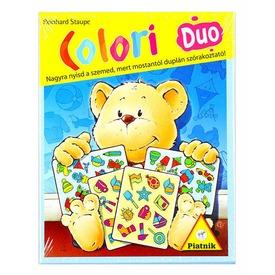 Colori Duo társasjáték  Itt egy ajánlat található, a bővebben gombra kattintva, további információkat talál a termékről.