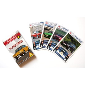 Youngtimer autók kártyajáték Itt egy ajánlat található, a bővebben gombra kattintva, további információkat talál a termékről.