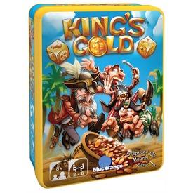 Kings Gold társasjáték BLU Itt egy ajánlat található, a bővebben gombra kattintva, további információkat talál a termékről.
