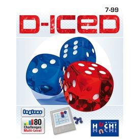 D-Iced logikai kockajáték HUT Itt egy ajánlat található, a bővebben gombra kattintva, további információkat talál a termékről.