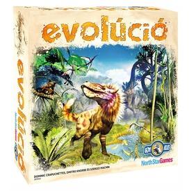 Evolúció túlélő társasjáték