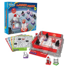 Laser Maze Jr. logikai játék THI Itt egy ajánlat található, a bővebben gombra kattintva, további információkat talál a termékről.
