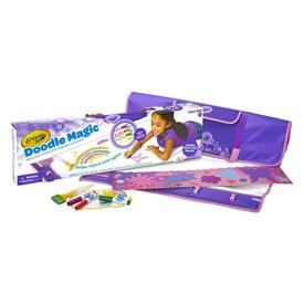 Crayola Irka-firka szőnyeg - lila Itt egy ajánlat található, a bővebben gombra kattintva, további információkat talál a termékről.