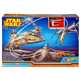 Hot Wheels Star Wars Csillagromboló csata készlet Itt egy ajánlat található, a bővebben gombra kattintva, további információkat talál a termékről.
