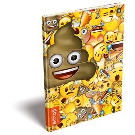 Emoji titkos napló - A5 Itt egy ajánlat található, a bővebben gombra kattintva, további információkat talál a termékről.