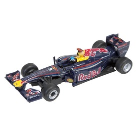 F1 Red Bull RB fém versenyautó - 11 cm