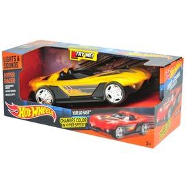 HW Hyper Racer kisautó sárga 90531 Itt egy ajánlat található, a bővebben gombra kattintva, további információkat talál a termékről.