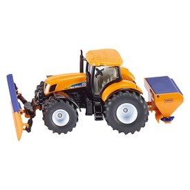 SIKU New Holland hókotró traktor 1:50 - 2940