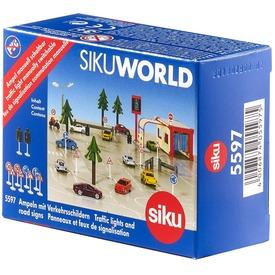 SIKU World jelzőtábla készlet - 5597