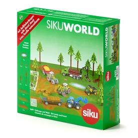 SIKU World erdő kiegészítő készlet - 5699