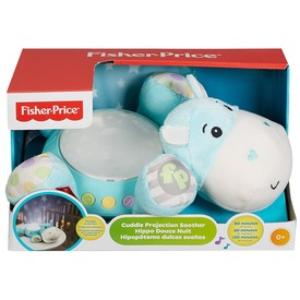 Fisher-Price puha víziló vetítő