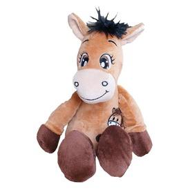 Ló plüssfigura lógó lábbal - 38 cm, többféle Itt egy ajánlat található, a bővebben gombra kattintva, további információkat talál a termékről.