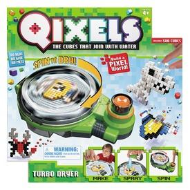 QIXELS turbó stúdió MO Itt egy ajánlat található, a bővebben gombra kattintva, további információkat talál a termékről.