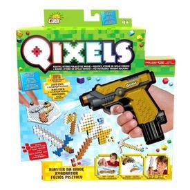 QIXELS GOLD FUSE BLASTER MO Itt egy ajánlat található, a bővebben gombra kattintva, további információkat talál a termékről.