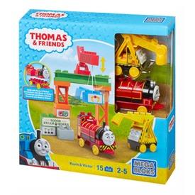Mega Bloks Thomas legjobb barátok - többféle Itt egy ajánlat található, a bővebben gombra kattintva, további információkat talál a termékről.