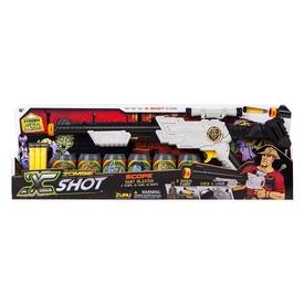 X-Shot Zombie Scope távcsöves puska készlet Itt egy ajánlat található, a bővebben gombra kattintva, további információkat talál a termékről.