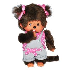 Monchhichi rózsaszín pöttyös ruhás lány plüssfigura - 20 cm Itt egy ajánlat található, a bővebben gombra kattintva, további információkat talál a termékről.