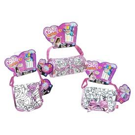 Color Me Mine Diamond Party színezhető szíves kistáska Itt egy ajánlat található, a bővebben gombra kattintva, további információkat talál a termékről.