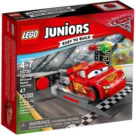 LEGO® Juniors Villám McQueen kilövője 10730