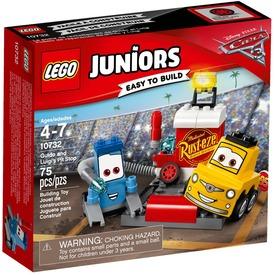 LEGO® Juniors Guido és Luigi boxutcája 10732 Itt egy ajánlat található, a bővebben gombra kattintva, további információkat talál a termékről.
