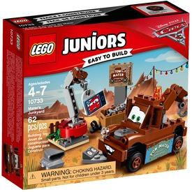 LEGO Juniors Matuka roncstelepe 10733 Itt egy ajánlat található, a bővebben gombra kattintva, további információkat talál a termékről.