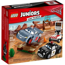 LEGO Juniors Willy Butte kiképzője 10742