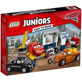 LEGO® Juniors Smokey garázsa 10743 Itt egy ajánlat található, a bővebben gombra kattintva, további információkat talál a termékről.
