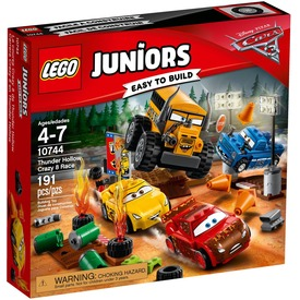 LEGO® Juniors Crazy Hollow verseny 10744
