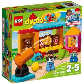 LEGO® DUPLO Céllövölde 10839 Itt egy ajánlat található, a bővebben gombra kattintva, további információkat talál a termékről.