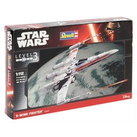Star Wars: Az ébredő Erő X-Wing Fighter űrhajó Itt egy ajánlat található, a bővebben gombra kattintva, további információkat talál a termékről.
