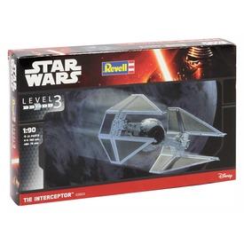 Star Wars: Az ébredő Erő TIE Interceptor makett Itt egy ajánlat található, a bővebben gombra kattintva, további információkat talál a termékről.