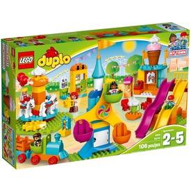 LEGO® DUPLO Nagy vidámpark 10840 Itt egy ajánlat található, a bővebben gombra kattintva, további információkat talál a termékről.