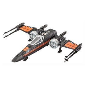 Revell Build&Play SW7 Poe X-Wing Fighter