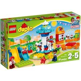 LEGO® DUPLO Családi vidámpark 10841 Itt egy ajánlat található, a bővebben gombra kattintva, további információkat talál a termékről.