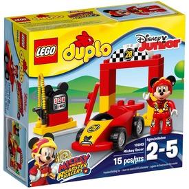 LEGO® DUPLO Disney Mikiegér versenyautója 10843 Itt egy ajánlat található, a bővebben gombra kattintva, további információkat talál a termékről.
