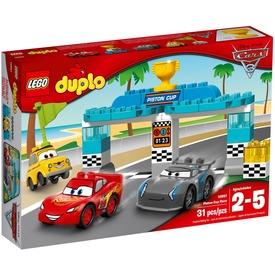 LEGO® DUPLO Verdák Szelep kupa verseny 10857 Itt egy ajánlat található, a bővebben gombra kattintva, további információkat talál a termékről.