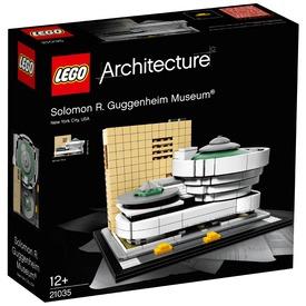 LEGO® Architecture Guggenheim múzeum 21035