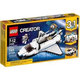 LEGO® Creator Űrsikló felfedező 31066 Itt egy ajánlat található, a bővebben gombra kattintva, további információkat talál a termékről.