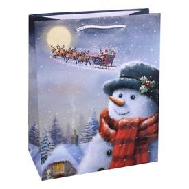 Papírtasak hóembe +télapó szánon  Itt egy ajánlat található, a bővebben gombra kattintva, további információkat talál a termékről.