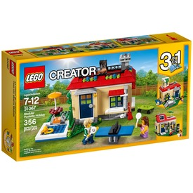 LEGO® Creator Medencés vakáció 31067 Itt egy ajánlat található, a bővebben gombra kattintva, további információkat talál a termékről.