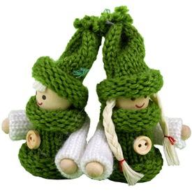 Gyerek kötött ruhás karácsonyi dísz  Itt egy ajánlat található, a bővebben gombra kattintva, további információkat talál a termékről.