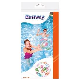 Bestway 31001 Mintás strandlabda - 61 cm, többféle