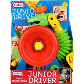 Fun Time Bébi kormányos sofőrjáték Itt egy ajánlat található, a bővebben gombra kattintva, további információkat talál a termékről.