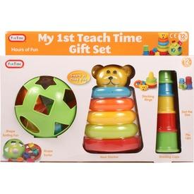 Első fejlesztő játékaim bébi ajándék készlet